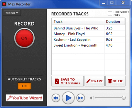 Max Recorder v2.008 WiN