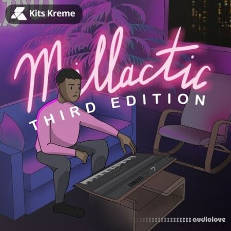 Kits Kreme Millactic Vol.3 Retro Analog Sounds WAV