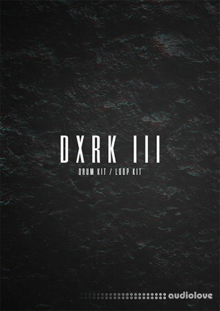 The Kit Plug DXRK III (Drum and Loop Kit) WAV