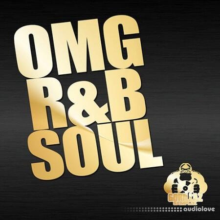 Gorillaz Samplez OMG RnB Soul WAV MiDi