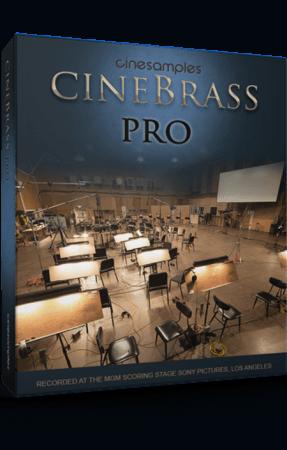 Cinesamples CineBrass PRO v1.7a KONTAKT