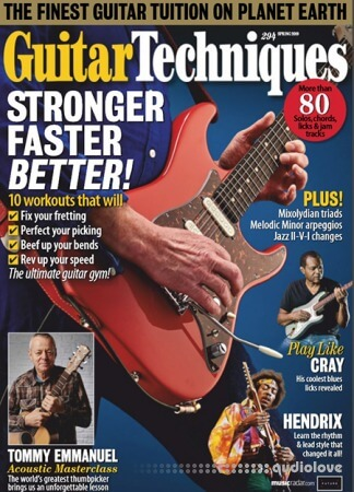 Guitar Techniques Issue 294 Spring 2019