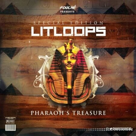 Fouche LitLoops Pharaoh's Treasure WAV