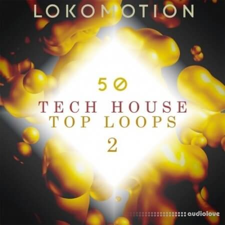 Loko Motion Records Tech House Top Loops 2 WAV