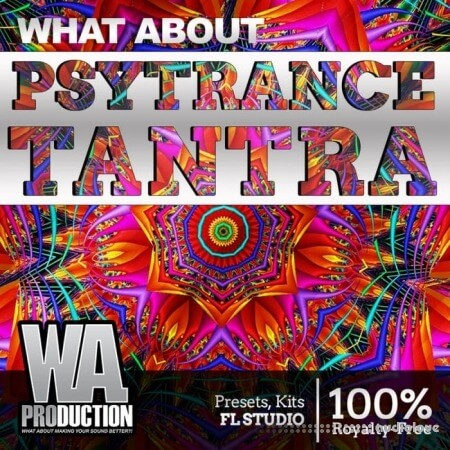 WA Production Psytrance Tantra WAV MiDi Synth Presets DAW Templates