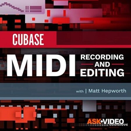 Ask Video Cubase 10 102 MIDI Recording and Editing