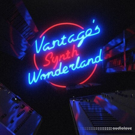 Vantage Synth Wonderland WAV