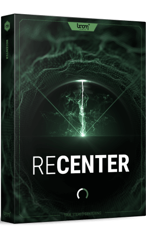 Boom Library ReCenter v1.0.1 WiN