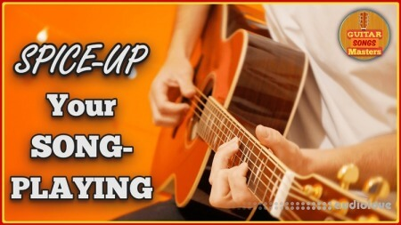 Udemy Spice-Up Your Guitar SONG-Playing Develop YOUR Unique Style TUTORiAL