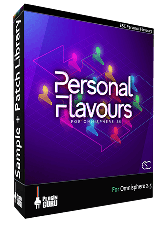 PluginGuru ESC Personal Flavours Synth Presets