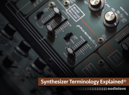 Groove3 Synthesizer Terminology Explained