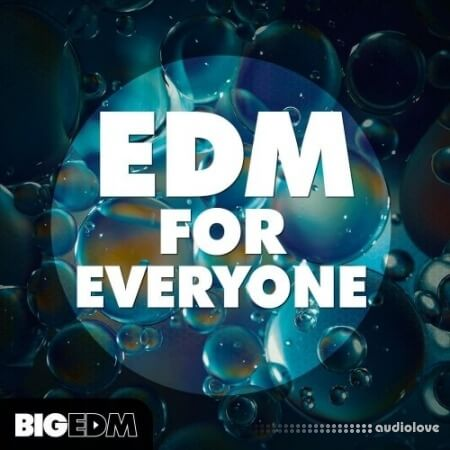 Big EDM EDM For Everyone WAV MiDi Synth Presets