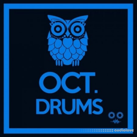 Inspiring Audios OCT Drums WAV