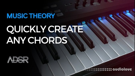 ADSR Sounds DAW Music Theory Chords TUTORiAL