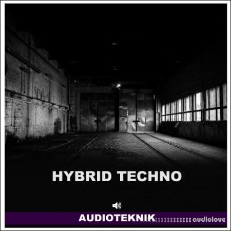Audioteknik Hybrid Techno WAV