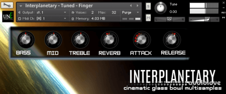 unEarthed Sampling Interplanetary KONTAKT