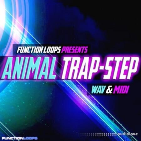 Function Loops Animal Trap-Step WAV MiDi