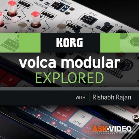 Ask Video volca 107 volca Modular Explored TUTORiAL