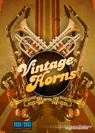 Big Fish Audio Vintage Horns KONTAKT