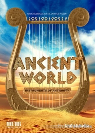 Big Fish Audio Ancient World - Instruments of Antiquity
