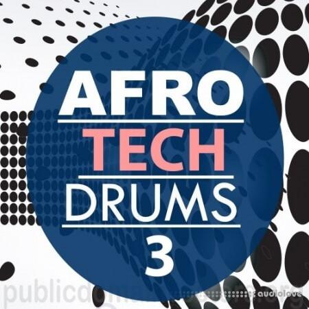 Bingoshakerz Micro Afro Tech Drums 3 WAV