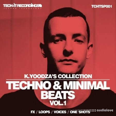 Tech-It Recordings K.Yoodza Collection Techno and Minimal Beats Vol.1 WAV