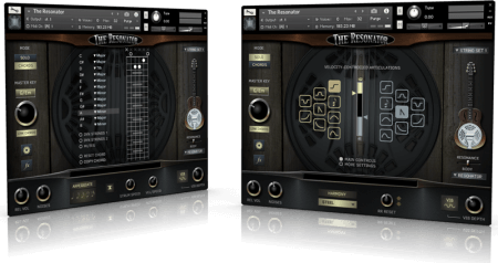 Indiginus The Resonator KONTAKT