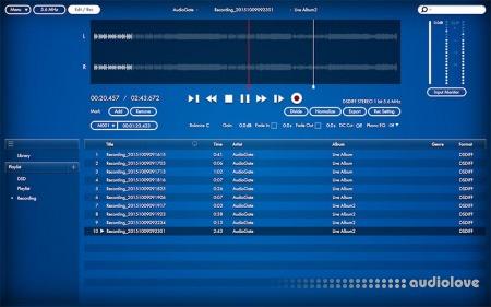 KORG AudioGate v4.5.0 WiN