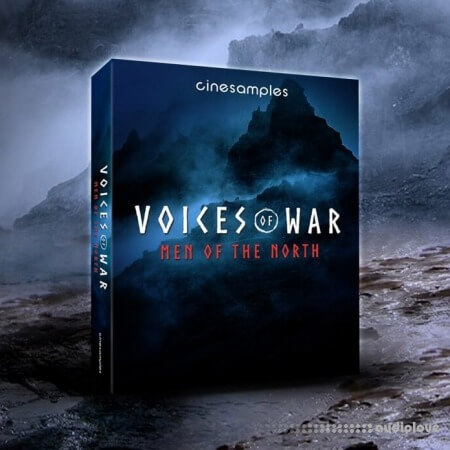 Cinesamples Voices of War - Men of the North KONTAKT