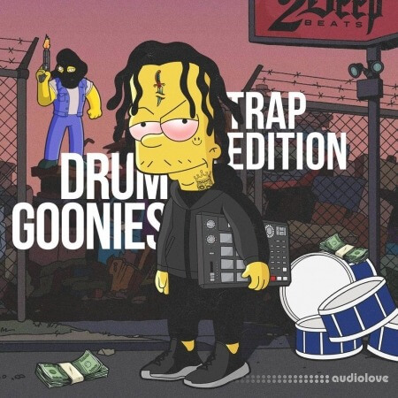 2DEEP Drum Goonies (Trap Edition)