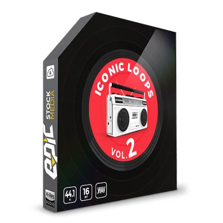 Epic Stock Media Iconic Loops Vol.2 WAV