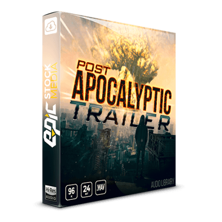 Epic Stock Media Post Apocalyptic Trailer