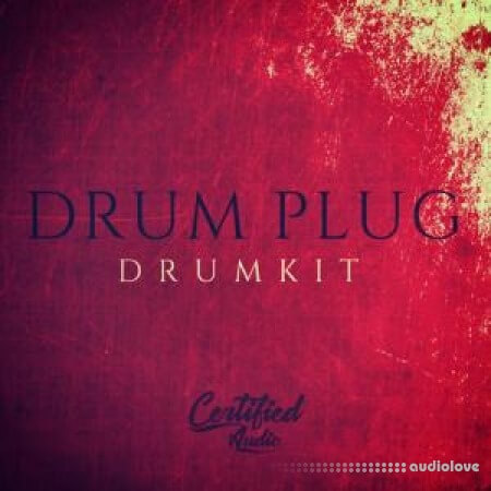Certified Audio LLC Drum Plug Drumkit WAV