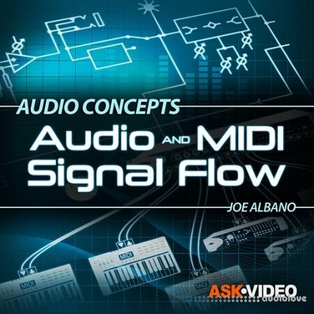 Ask Video Audio Concepts 106 Audio and MIDI Signal Flow