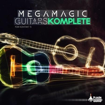 PluginGuru MegaMagic Guitars Komplete KONTAKT
