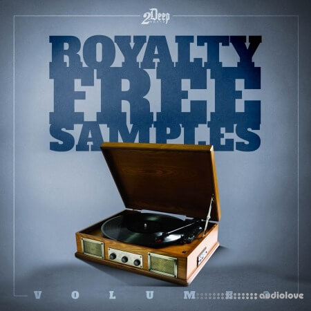 2DEEP Royalty Free Samples Vol.3