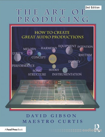 The Art of Producing How to Create Great Audio Projects 2nd Edition