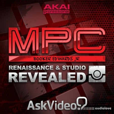 Ask Video MPC 101 Renaissance and Studio Revealed TUTORiAL