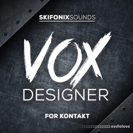 Skifonix Sounds Vox Designer KONTAKT