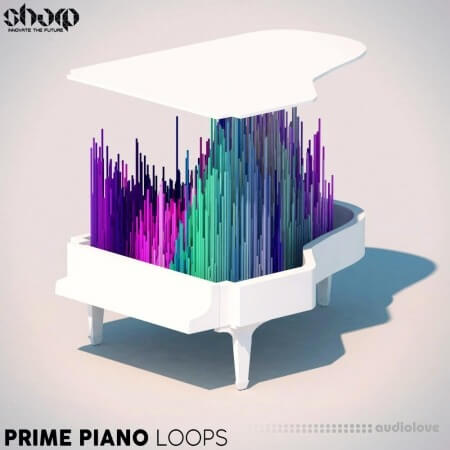 Sharp Prime Piano Loops WAV MiDi