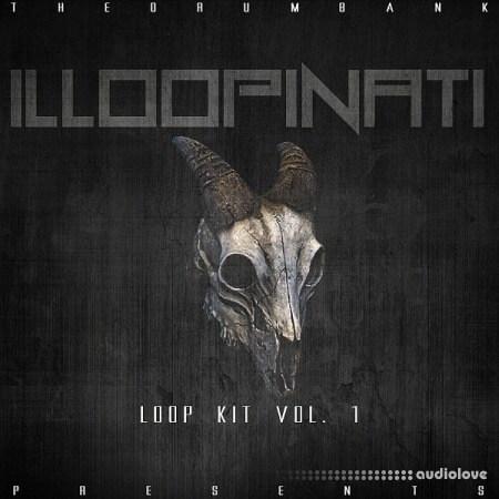 TheDrumBank Illoopinati MIDI Pack Volume 1
