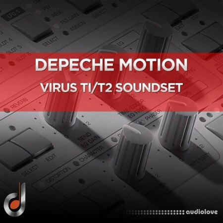 DUSTONS Depeche Motion Virus Ti2-Ti SoundSet Synth Presets