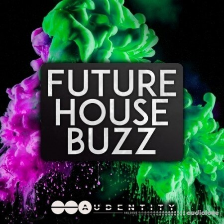 Audentity Records Future House Buzz WAV MiDi Synth Presets