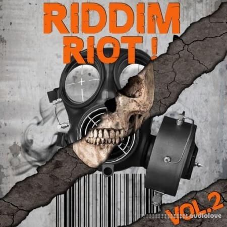 XLNTSOUND Riddim Riot Vol.2 WAV