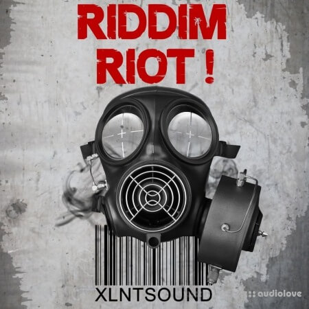 XLNTSOUND Riddim Riot WAV