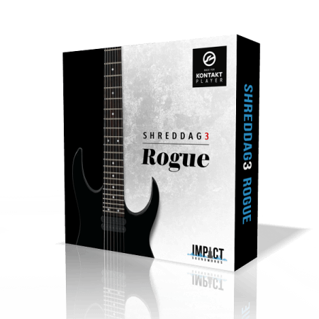 Impact Soundworks Shreddage 3 Rogue KONTAKT