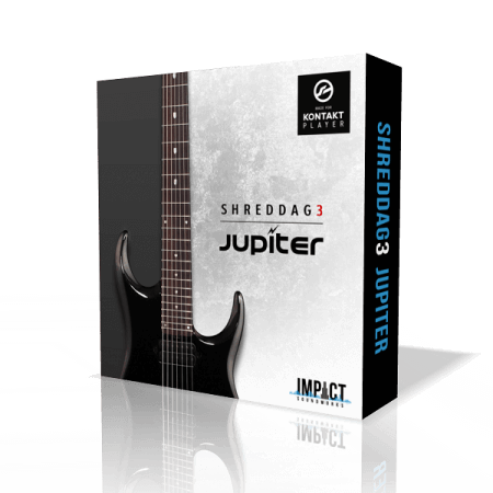 Impact Soundworks Shreddage 3 Jupiter KONTAKT
