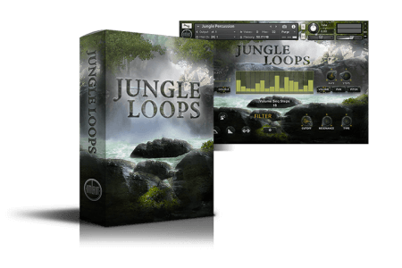 Umlaut Audio Jungle Loops KONTAKT