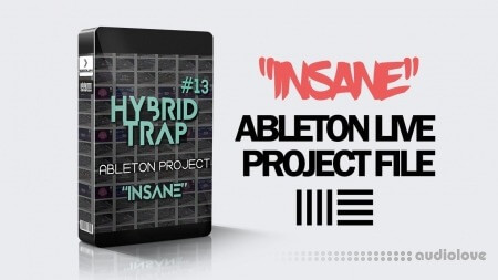 EDM Templates Insane Hybrid Trap DAW Templates