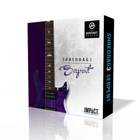 Impact Soundworks Shreddage 3 Serpent KONTAKT